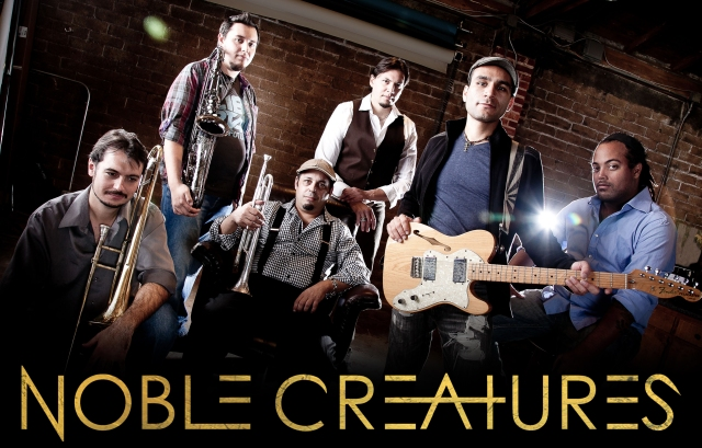 Noble Creatures Press Pic 2